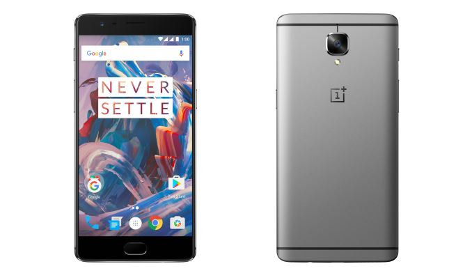 Oneplus3- Small Chinese company dreaming big