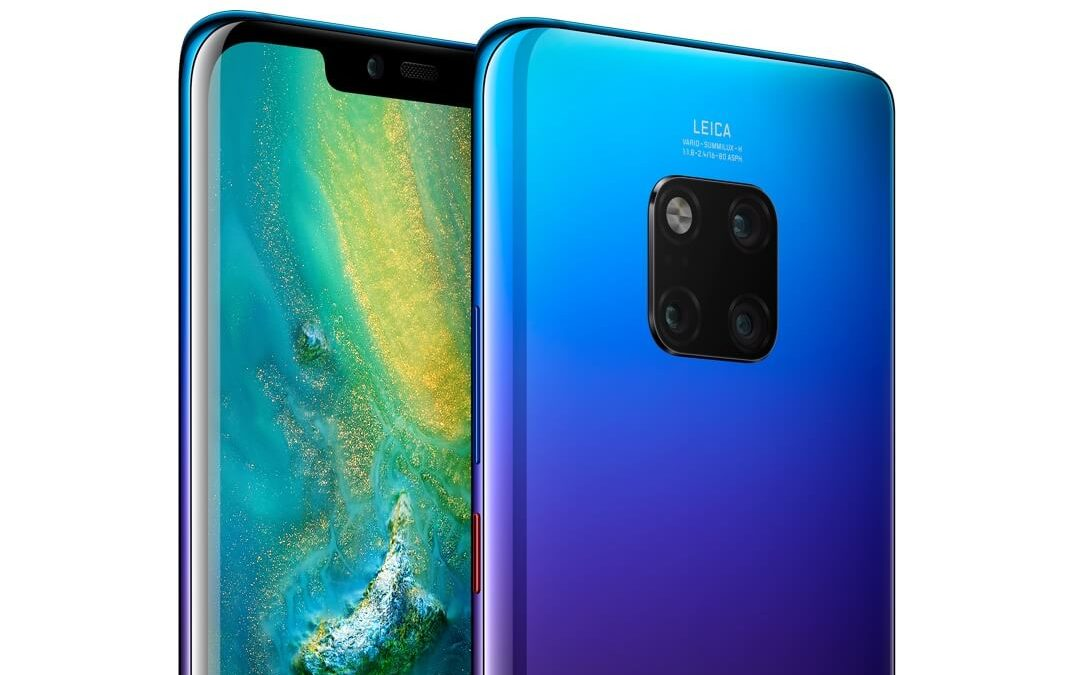 Huawei Mate 20 Pro – the best android phone of the year