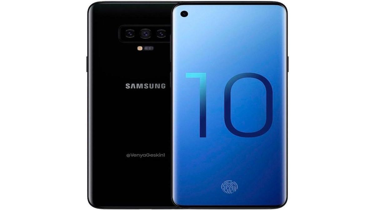 Samsung S10- The rumour mills keep hotting up