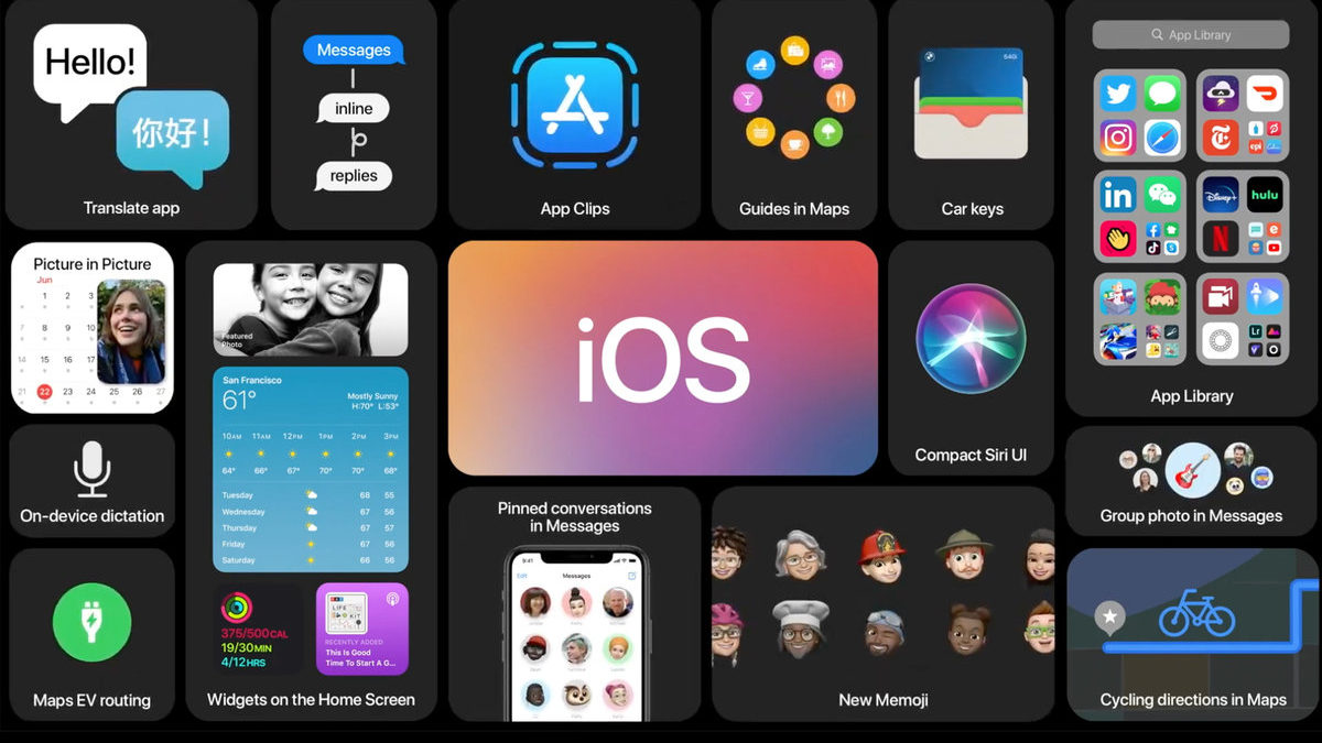 Apple iOS 14: A new design that you will either hate or love