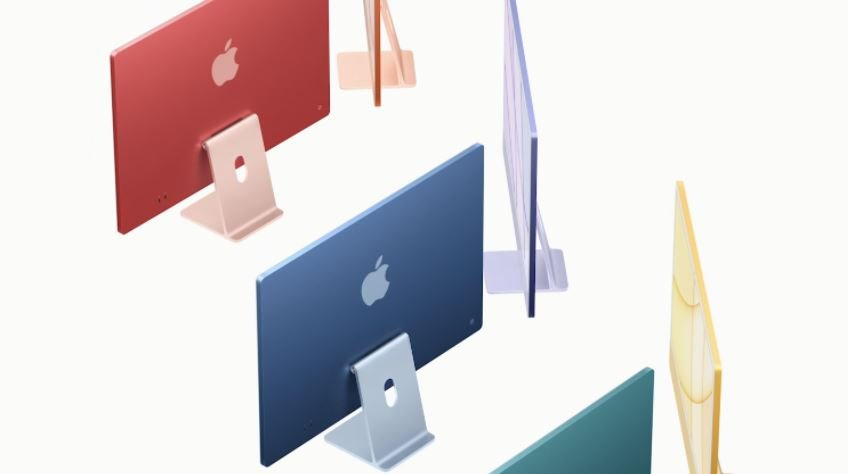 iMac 2021 specifications, design, release date and colours.